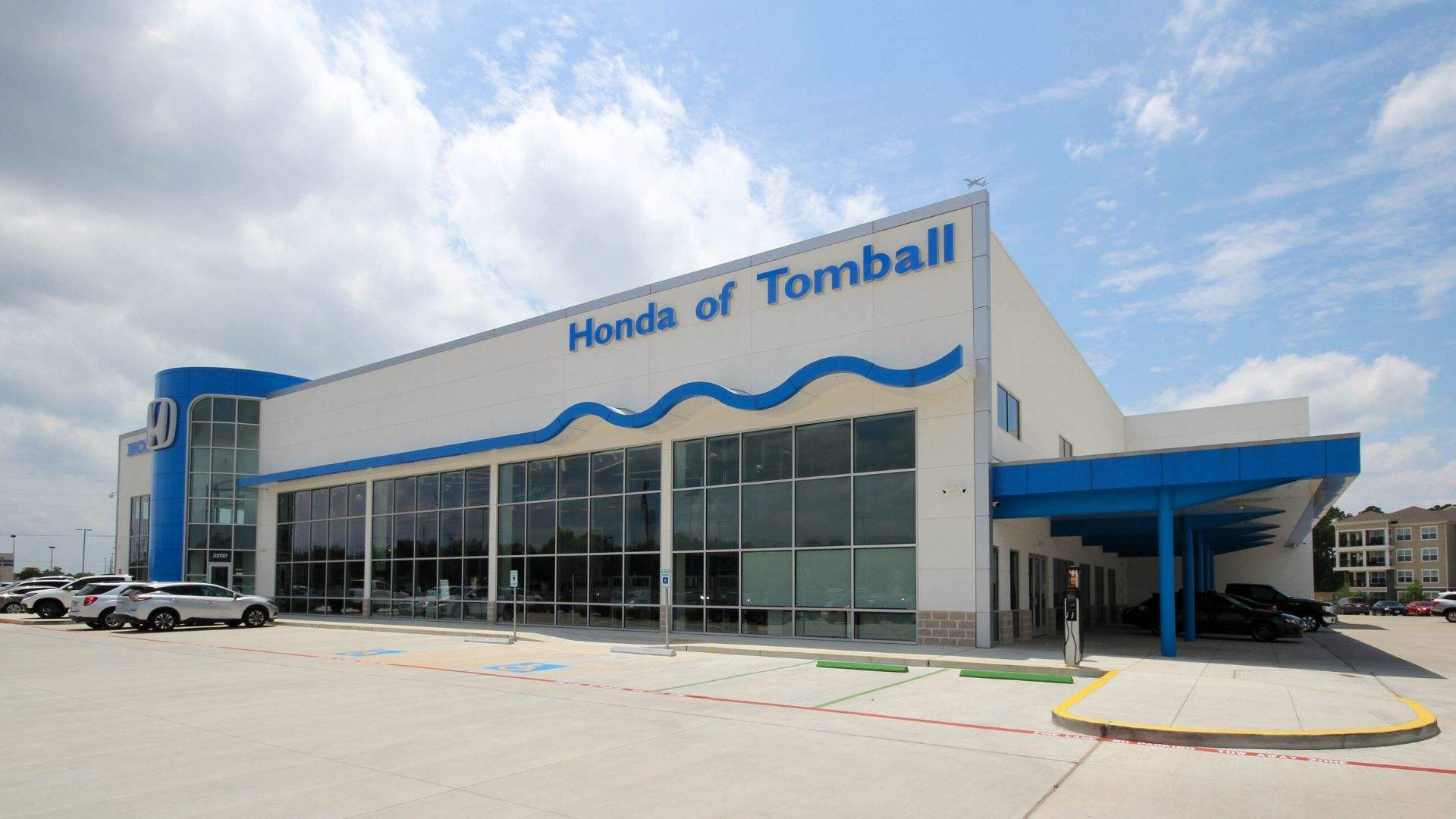Honda of Tomball-Front
