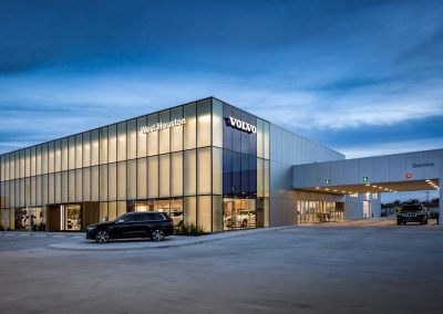 Volvo Cars West Houston