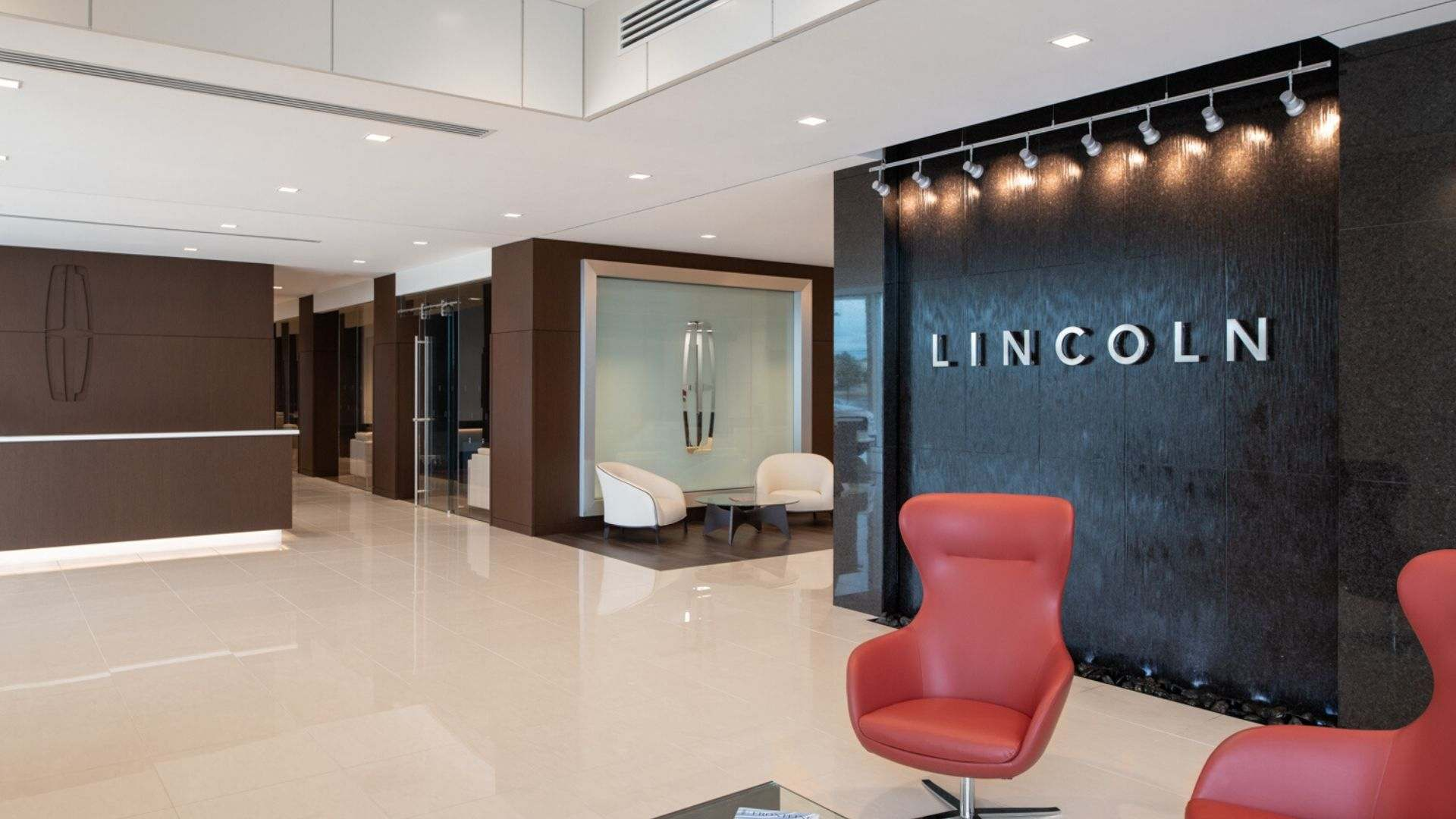 West Point Lincoln of Sugarland-Lounge