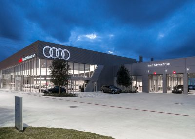 Sewell Audi North Houston