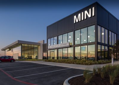 Principle BMW Mini San Antonio